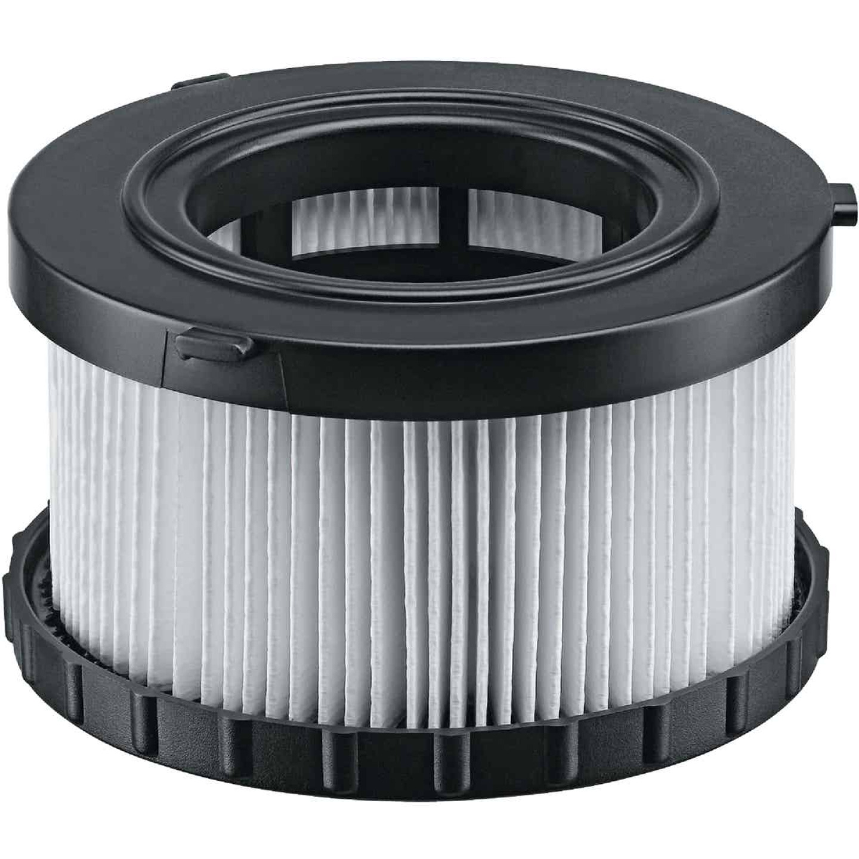 DeWalt Cartridge HEPA DC515K Vacuum Filter Image 1