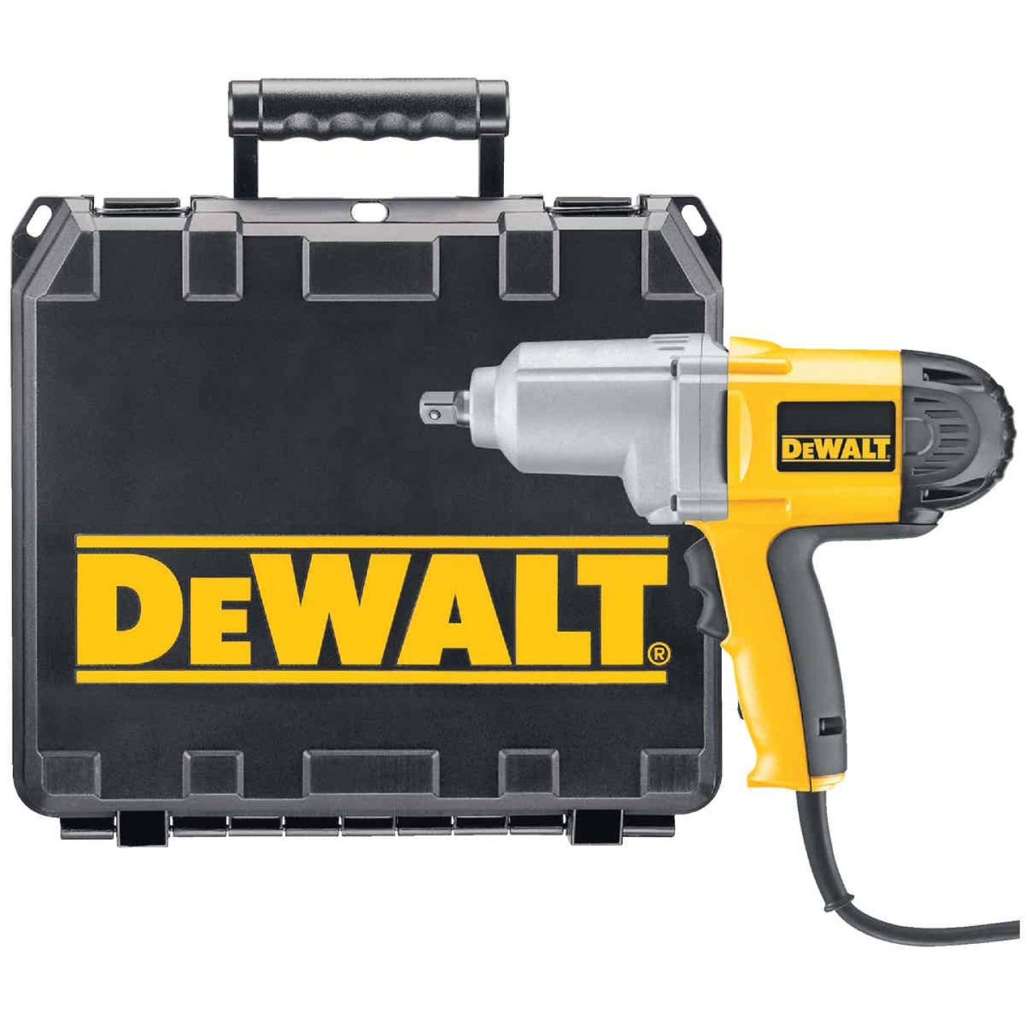 DeWalt 1/2 In. Impact Wrench with Detent Pin Anvil Image 6