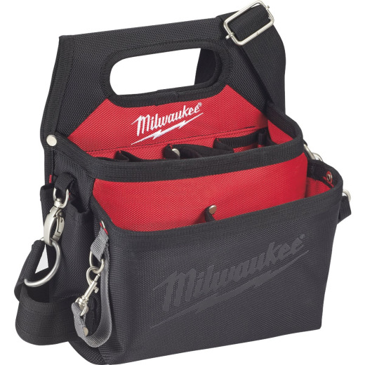 Milwaukee 15-Pocket Electrician's Tool Pouch w/Quick Adjust Belt