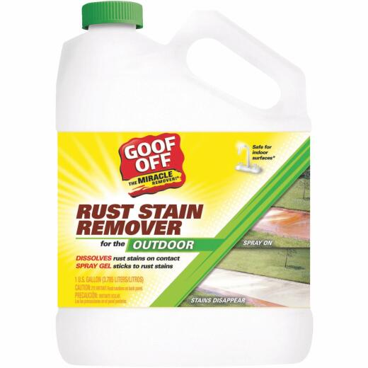 Goof Off 1 Gal. Rust Stain Remover
