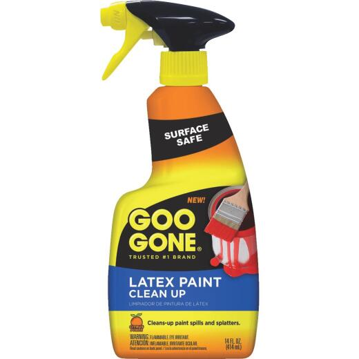 Goo Gone 14 Oz. Paint Clean-Up Dried Paint Remover